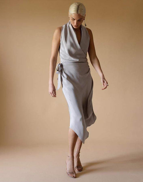 PETER COHEN CLOTHINGDRESSCASUAL Stone Victor Dress