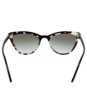 PRADA ACCESSORIESUNGLASSES BRN/BLK Catwalk Spotted Sunglass