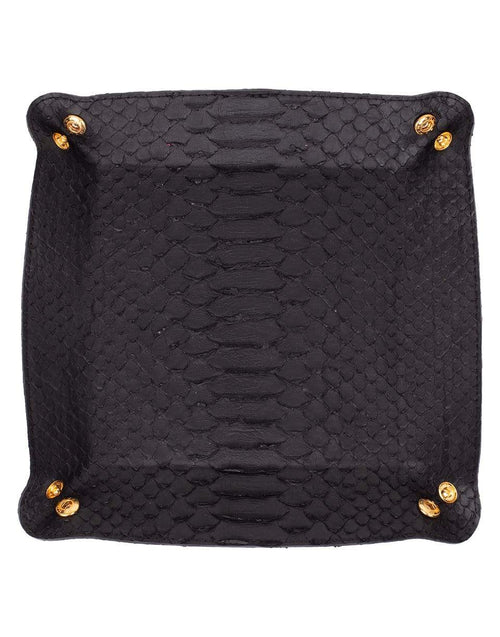 RIVERS EIGHT ACCESSORIEGIFT BLACK Catchall Tray