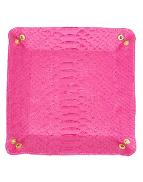 RIVERS EIGHT ACCESSORIEGIFT HOT PINK Catchall Tray