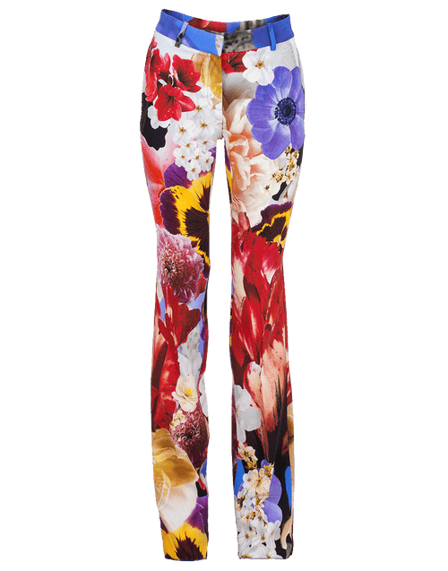 ROBERTO CAVALLI CLOTHINGPANTMISC Araki Boot Cut Trouser