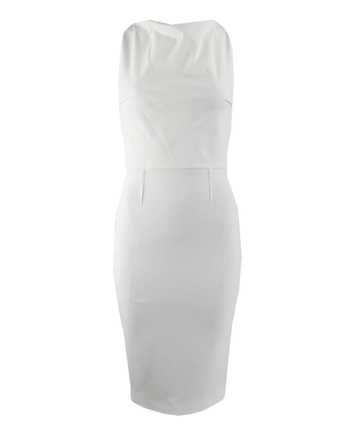 ROLAND MOURET CLOTHINGDRESSCASUAL Sleeveless High Neck Rocklea Dress