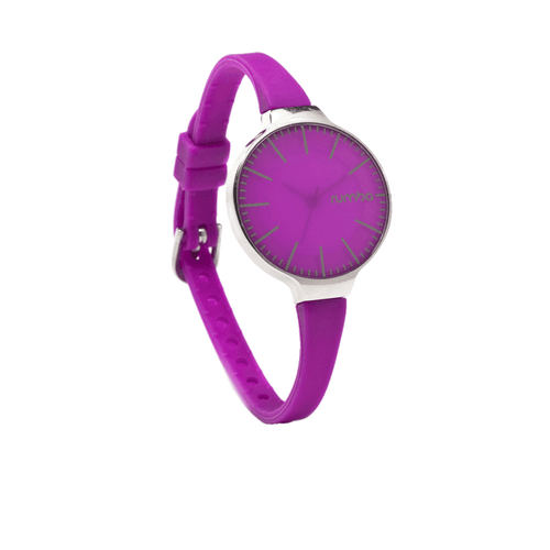 RUMBATIME ACCESSORIEWATCHES PURPLE Orchard Grapesicle