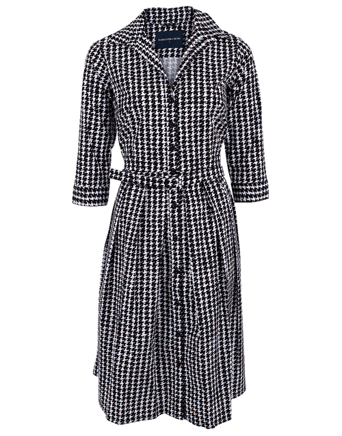 SAMANTHA SUNG CLOTHINGDRESSCASUAL Audrey Shirt Dress