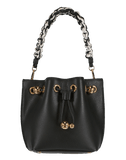 SOPHIA WEBSTER HANDBAGSHOULDER BLACK Romy Mini Bucket Bag