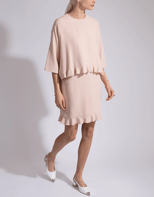 STELLA MCCARTNEY CLOTHINGDRESSCASUAL Rikki Ruffle Dress