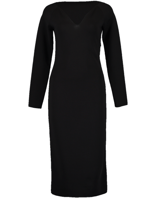 STELLA MCCARTNEY CLOTHINGDRESSMISC Boatneck Compact Knit Dress