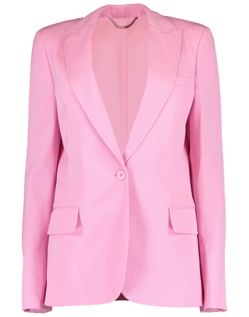 STELLA MCCARTNEY CLOTHINGJACKETBLAZERS One Button Alisa Blazer
