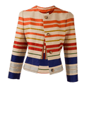 STELLA MCCARTNEY CLOTHINGJACKETMISC Deck Chair Striped Jacket