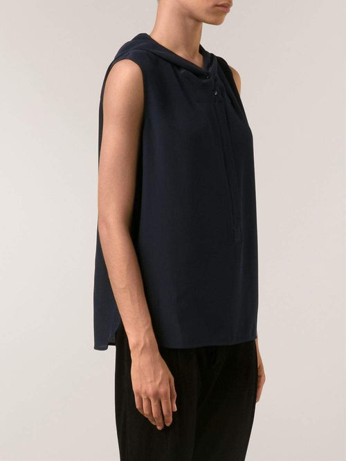 STELLA MCCARTNEY CLOTHINGTOPMISC Sleeveless Hooded Top