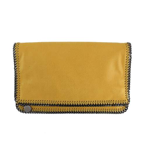 STELLA MCCARTNEY HANDBAGSHOULDER GLDNSYRP Fold Over Clutch