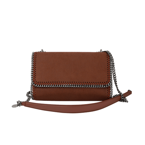 STELLA MCCARTNEY HANDBAGSHOULDER MAPLE Falabella Shoulder Bag