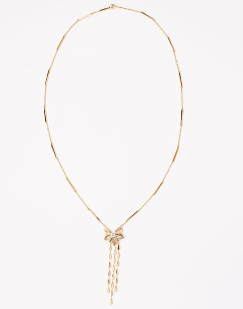 STEPHEN WEBSTER JEWELRYFINE JEWELNECKLACE O YLWGOLD Dynamite Cascade Necklace