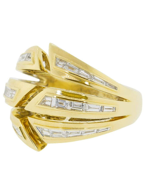 STEPHEN WEBSTER JEWELRYFINE JEWELRING YLWGOLD / 6.5 Dynamite Bombe' Diamond Ring