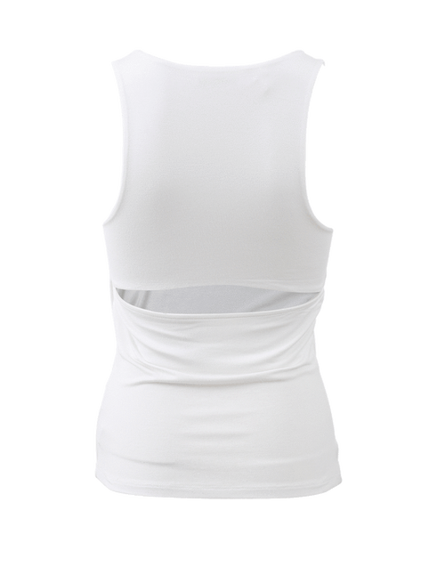 T BY ALEXANDER WANG CLOTHINGTOPBLOUSE Back Split Shell