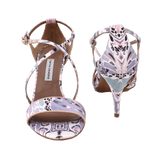 TABITHA SIMMONS SHOESANDAL Jennifer 75MM Print Sandal