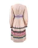 TEMPERLEY LONDON CLOTHINGDRESSCASUAL Amity Embroidered Dress