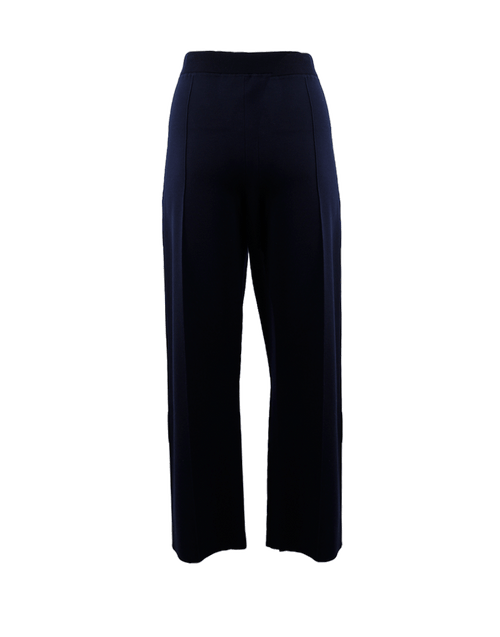 THE ROW CLOTHINGPANTWIDE LEG NAVY / L Destiny Pant