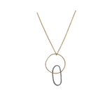 TODD REED JEWELRYFINE JEWELNECKLACE O YLWGOLD Diamond Openwork Necklace