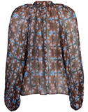 ULLA JOHNSON CLOTHINGDRESSCASUAL Luna Blouse