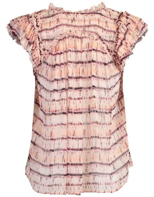 ULLA JOHNSON CLOTHINGTOPMISC Blush Clea Top
