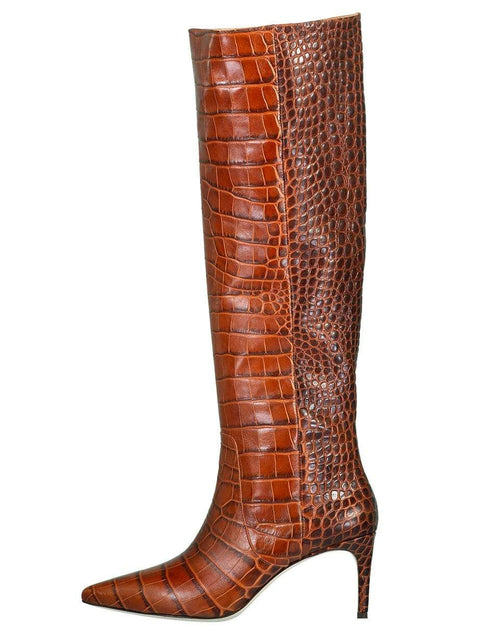ULLA JOHNSON SHOEBOOT Croc Jett Boot