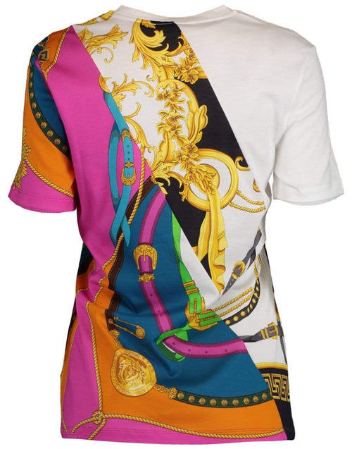 VERSACE CLOTHINGTOPT-SHIRT Rodeo Print T-Shirt