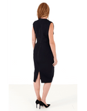 VICTORIA BECKHAM CLOTHINGDRESSCASUAL Fitted Dress