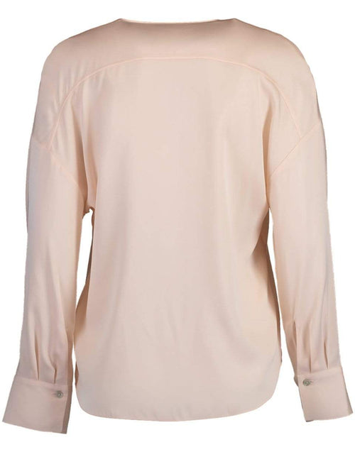 VINCE CLOTHINGTOPMISC V-Neck Popover Blouse