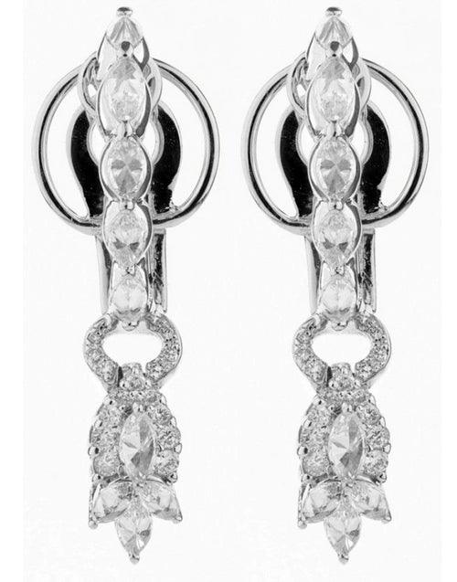 YEPREM JEWELLERY JEWELRYFINE JEWELEARRING WHTGOLD Diamond Earrings 1.50cts
