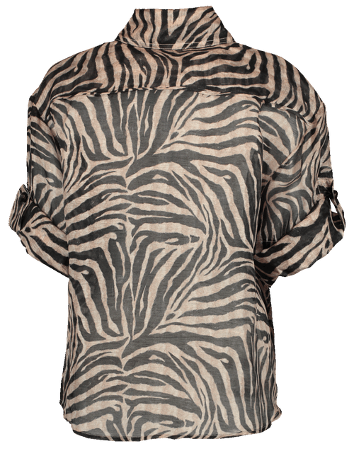 ZIMMERMANN CLOTHINGTOPBLOUSE Corsage Safari Shirt