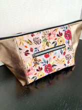 Load image into Gallery viewer, Peek-a-boo Makeup Bag