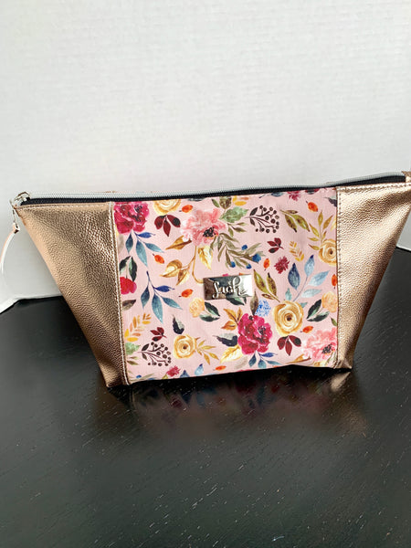 Peek-a-boo Makeup Bag