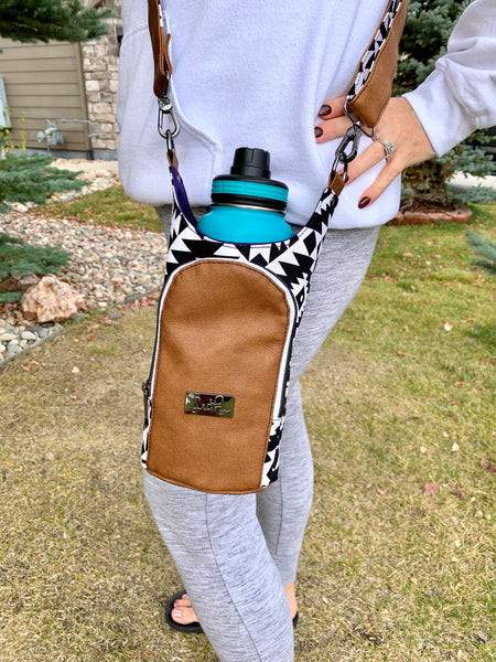 Water-bottle Sling and Wallet