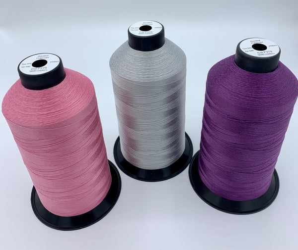 Industrial Bonded Poly Tex 70 Thread