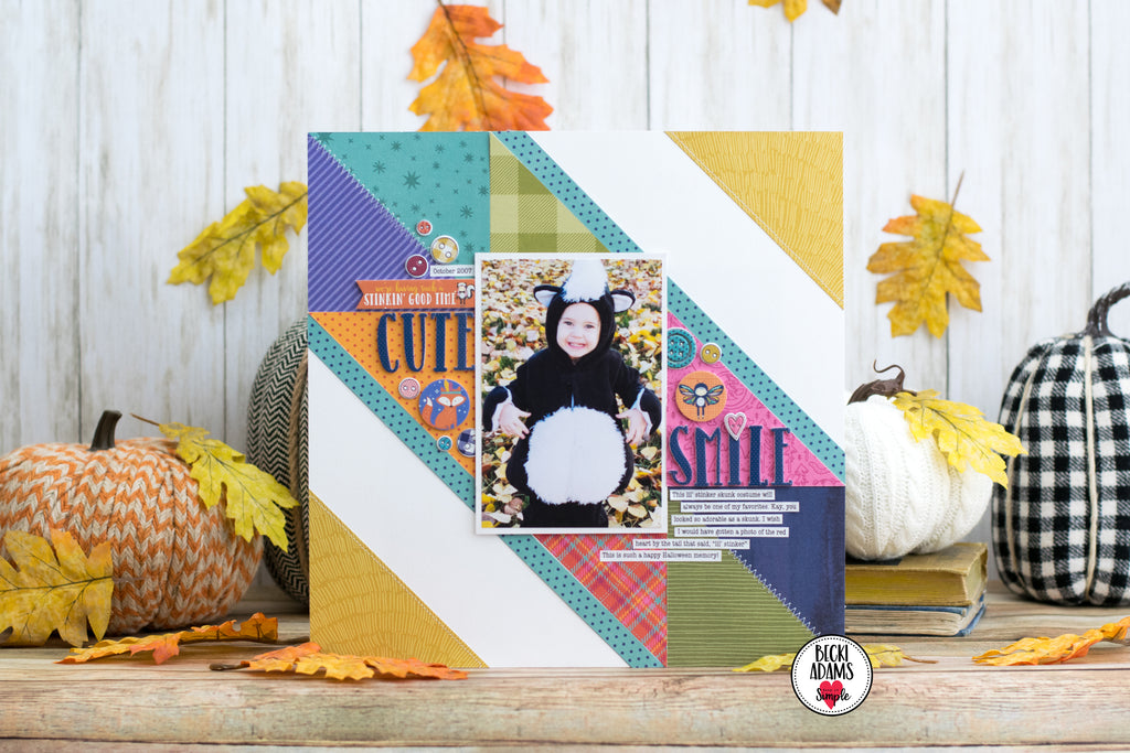 Scrapbook & Cards Today Feature