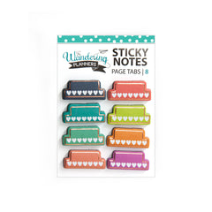 Crafty Girls Sticky Note Page Tabs