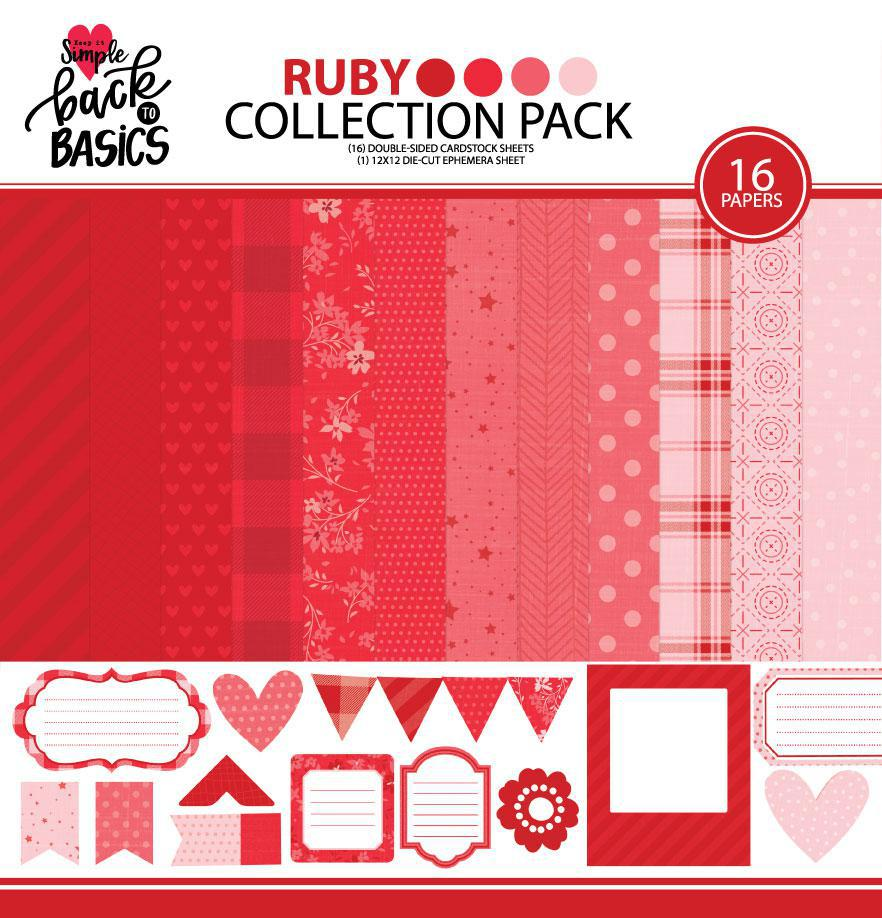 Back To Basics Ruby Collection Pack