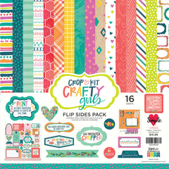 Crafty Girls Flip Sides Pack