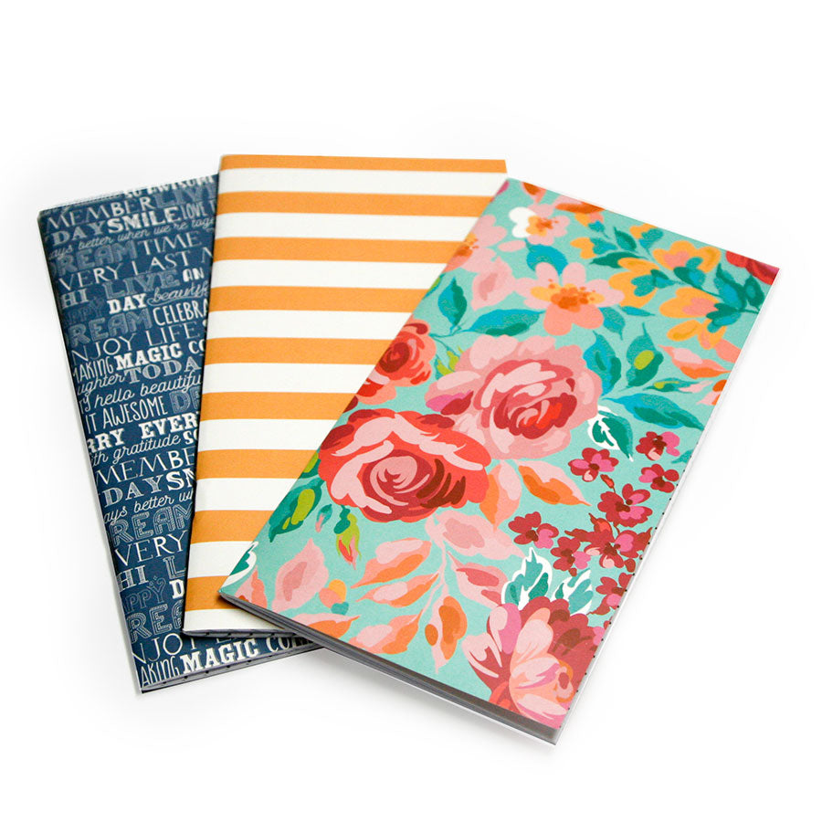 Celebrate The Little Things Travelers Notebooks
