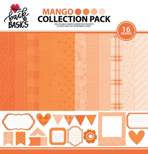 Back To Basics Mango Collection Pack