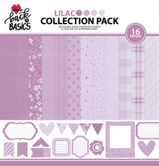 Back To Basics Lilac Collection Pack