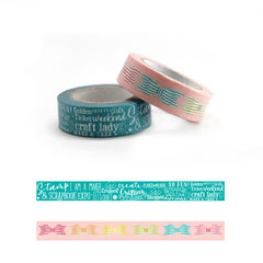 Crop Kit Washi Tape