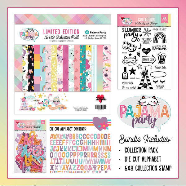 Pajama Party Limited Edition Bundle