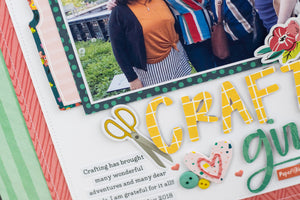 Crafty Girls Project Kit with Free Download