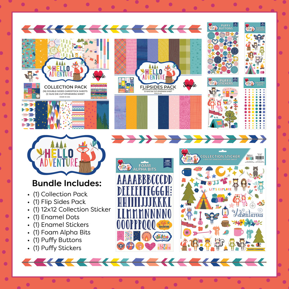 Hello Adventure Collection Bundle