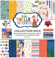 Hello Adventure Collection Pack