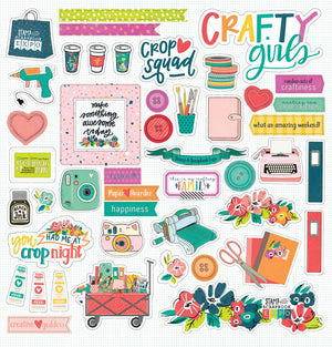 Crafty Girls Collection Pack