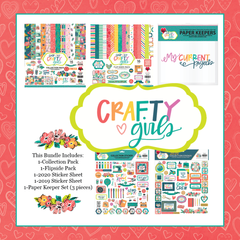 Crafty Girls Paper Bundle