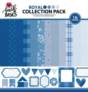 Back To Basics Royal Collection Pack